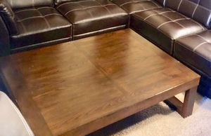 Xl Ashley Furniture Signature Wood Coffee Table Tail Retail 700 For In San Go