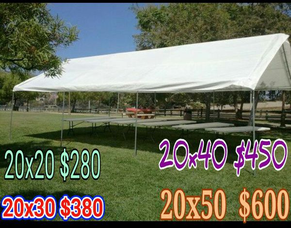 CANOPIES FOR SALE ONLY for Sale in Los Angeles, CA - OfferUp