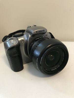 Canon 300D with 55mm lens for Sale in Manassas, VA