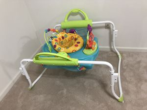 Fisher Price Walker and Jumper for Baby for Sale in Herndon, VA