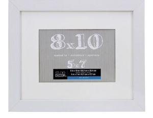 8x10 opening white frame (6) for Sale in Arlington, VA