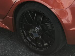 Photo VCT 18 inch wheels and Nexen 215/45/18 tires
