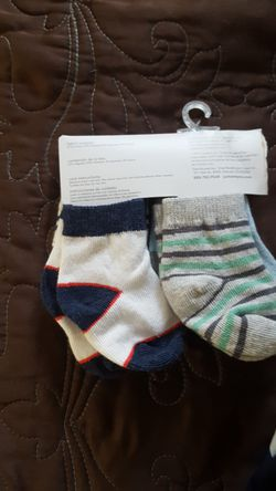 Baby socks Thumbnail