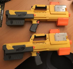Nerf CS-6 Deploy (x2) for Sale in Frederick, MD