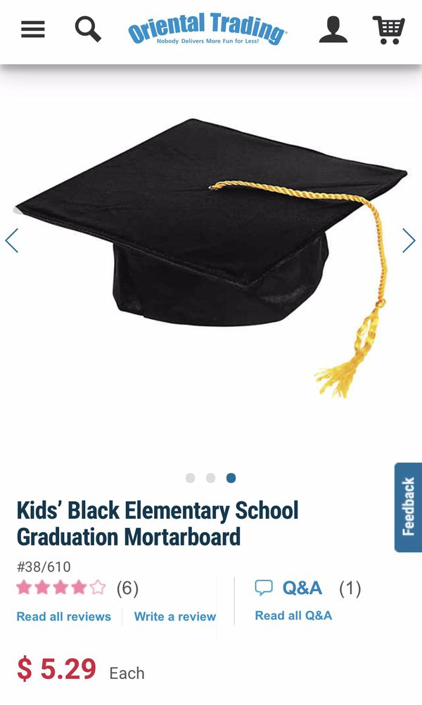 New and Used Graduation gown for Sale in Sugar Land, TX