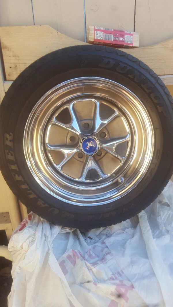 Mustang Wheels For Sale >> 1968 Ford Mustang Wheels For Sale In Hayward Ca Offerup