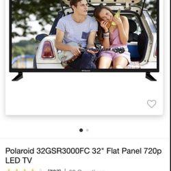Polaroid Tv with Remote Thumbnail