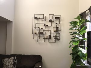 Candle wall decor for Sale in Fort Belvoir, VA