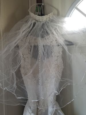 Wedding Dress Size 4 For Sale In Freehold NJ