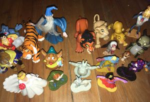 MIXED DISNEY TOY FIGURES LOT GUC!! for Sale in Dundalk, MD