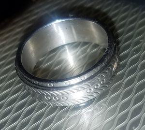Men's Spinner wedding ring for Sale in Westminster, MD