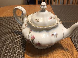 Photo ANTIQUE ROSENTHAL CHINA TEA POT