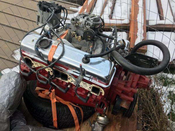 Chevy 305 small block PRICE DROP!! for Sale in Spokane, WA - OfferUp
