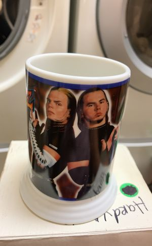 Danberry mint WWE The Hardy Boys drinking mug... for Sale in Dayton, OH