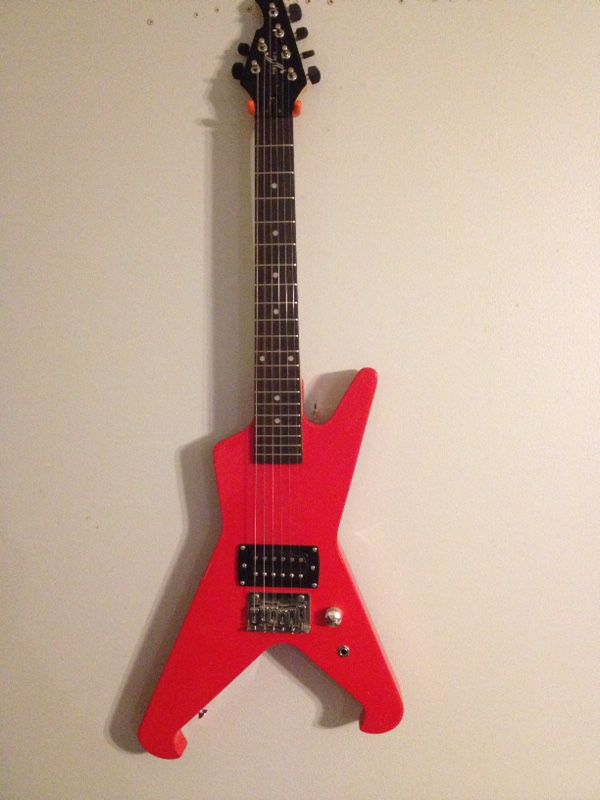 First Act Mini Electric Guitar