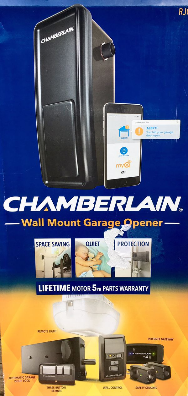 Chamberlain Multi Function Door Control