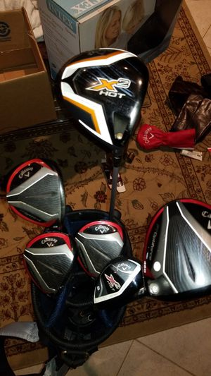 Callaway Women's golf clubs drivers and hybrids for Sale in Southwest Ranches, FL