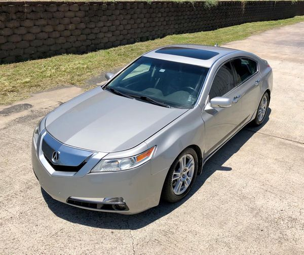 2009 ACURA TL For Sale In Houston, TX