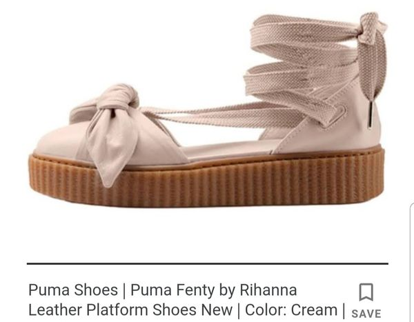 newest 98978 4338a Fenty Puma Shoes by Rihanna for Sale in Raleigh, NC - OfferUp