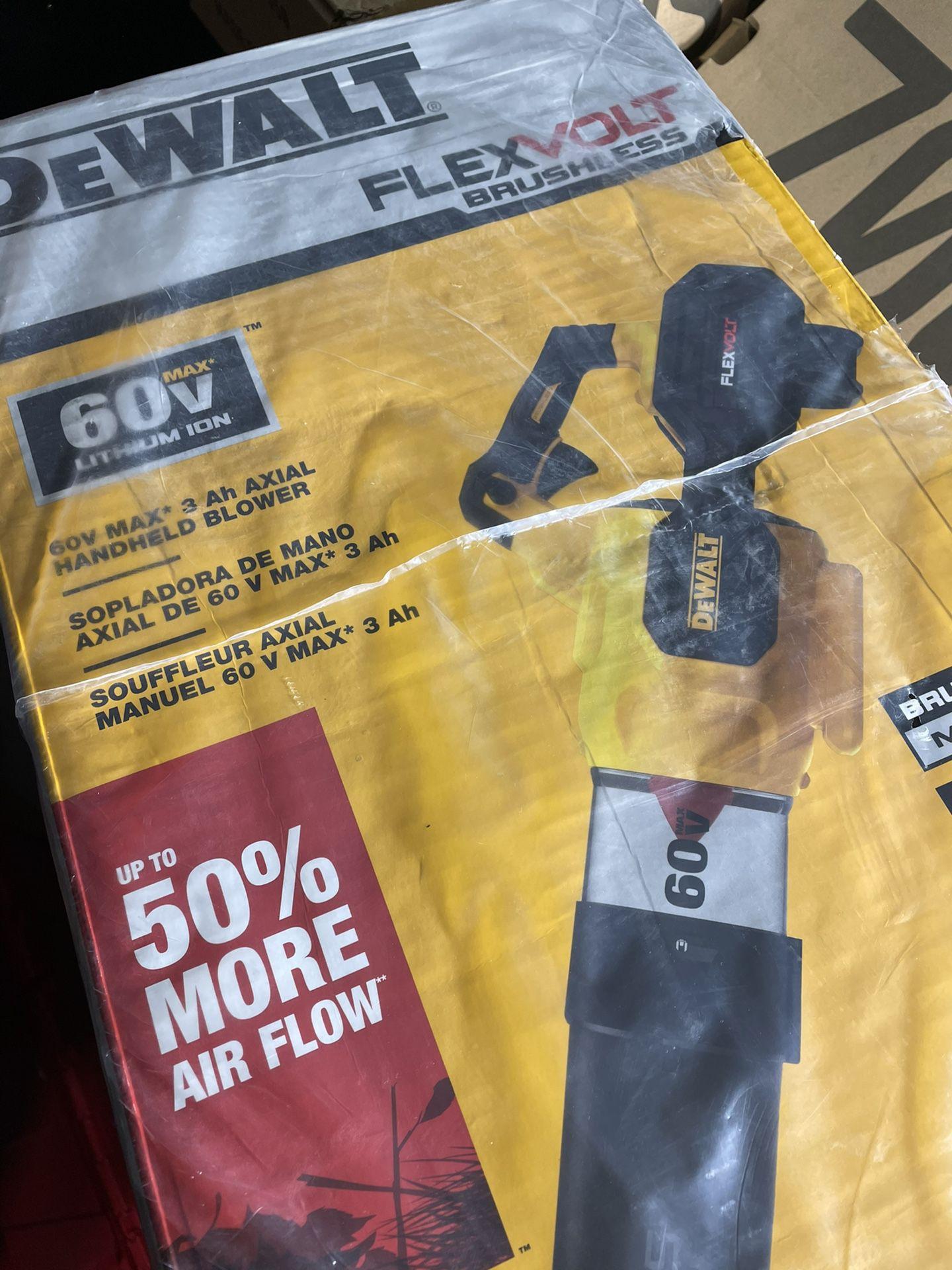 Dewalt Flexvolt Blower Tool Only