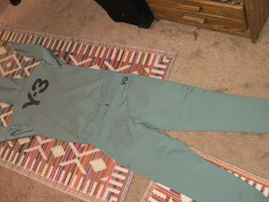 Y3 suit for Sale in Martinsburg, WV