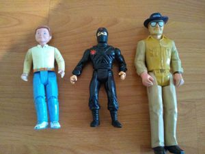 Vintage 1980s action figures for Sale in Mesa, AZ