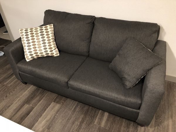 piper carbon full sleeper sofa for sale in denver co offerup