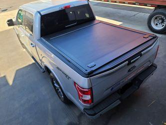 2009-22 Retractable Tonneau Cover Dodge Ram  5.8 Ft. Truck Bed Version 2 Thumbnail