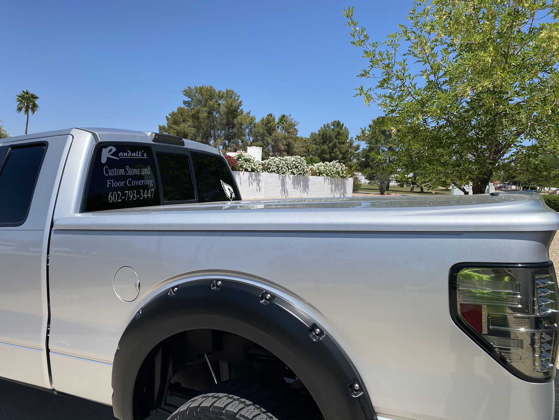 Hard Truck Bed Cover