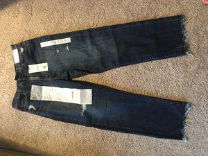 Uniqlo boyfriend fit jean size27 for Sale in Alexandria, VA