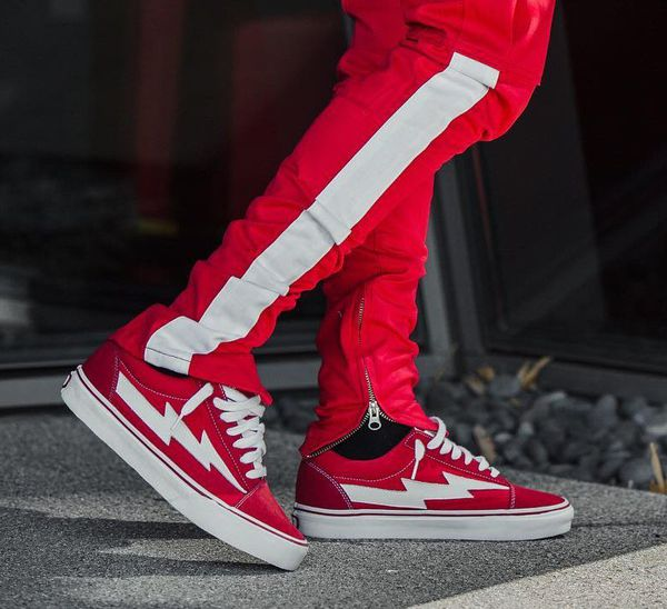 93735a79174e ... Revenge X Storm Red Size 11 shoes Ian Connor Kanye West stylist  (Clothing Shoes) ...