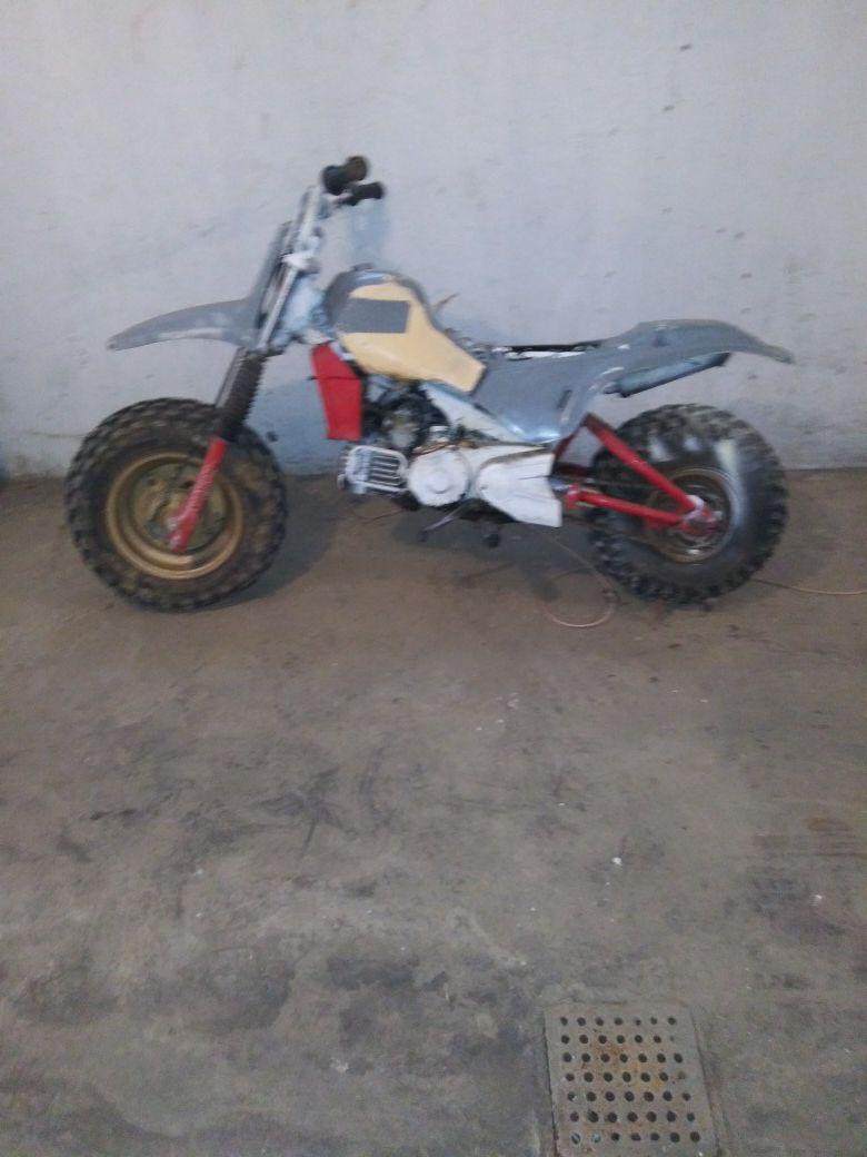 Gas motor bike need a little tlc