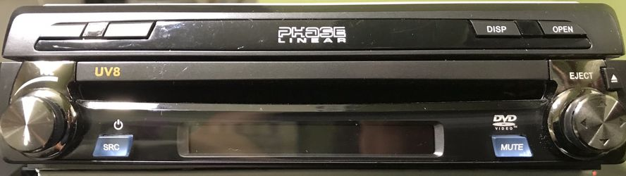 Phase Linear UV8 (by Jensen/Audiovox)Nêw with out box Thumbnail