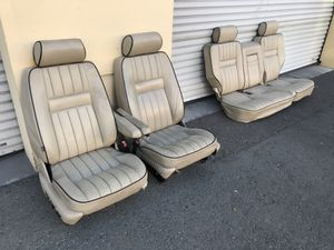 96-01 RANGE ROVER HSE SEATS for Sale in San Diego, CA