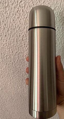 Metalic Thermo Bottle Thumbnail