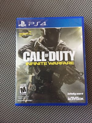 Call of Duty game for PS4 for Sale in San Diego, CA