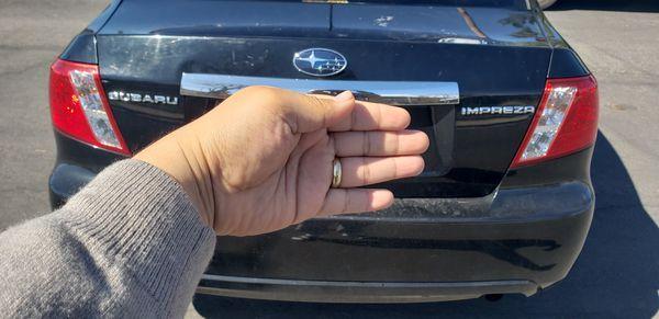 2008 Subaru Impreza 2.5i For Sale In Las Vegas, NV