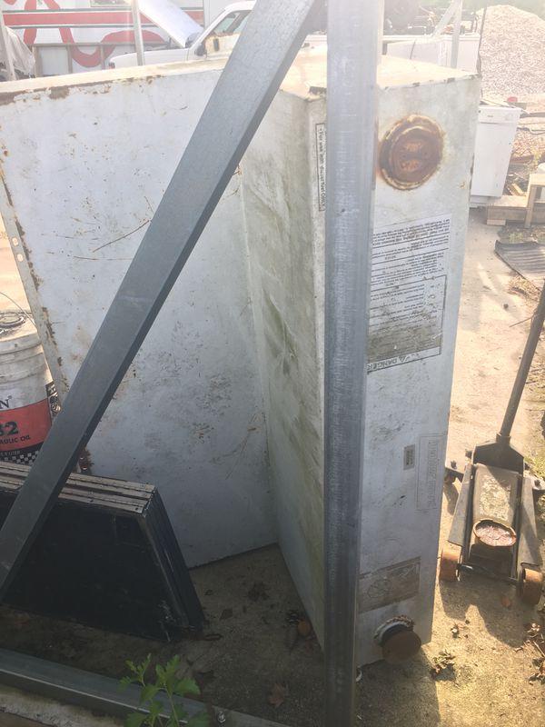 Weather Guard Fuel Tank. For Sale In Virginia Beach, VA