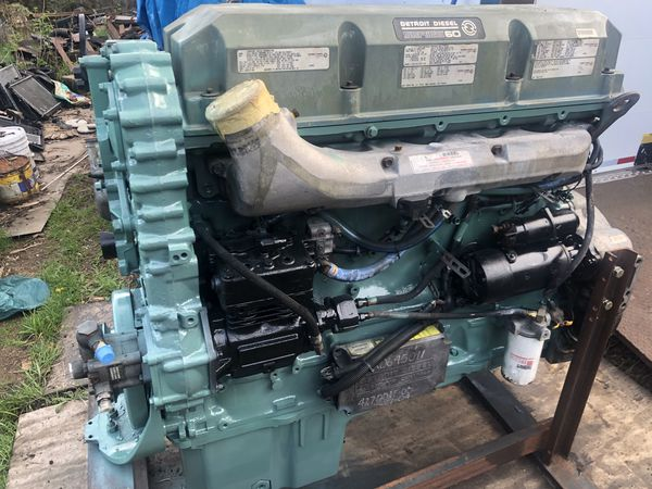 Detroit 60 Series >> Detroit 60 Series Engine Diesel For Sale In Happy Valley Or Offerup