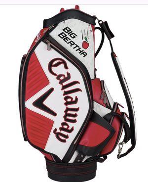 Callaway Big Bertha Staff Bag ($125) for Sale in Burke, VA