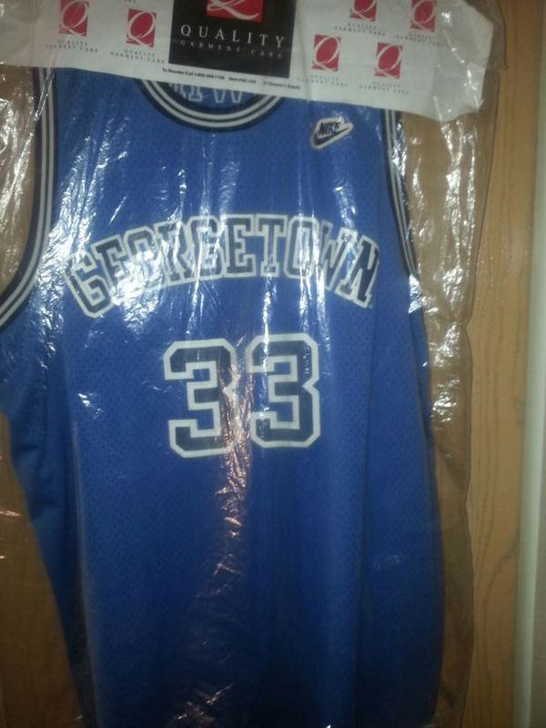 best website 73582 35434 Patrick Ewing college jersey for Sale in Westland, MI - OfferUp