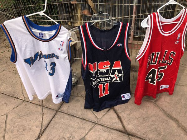 vintage jerseys