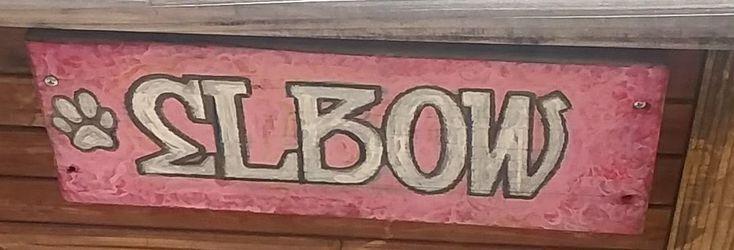 Custom Dog House Name Plates Thumbnail