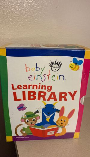 Photo Baby Einstein a learning Library