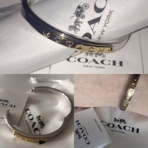 New COACH Bangle Bracelet • Designer Jewelry for Sale in Washington, DC
