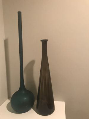 Contemporary decorative vases for Sale in Brentwood, TN