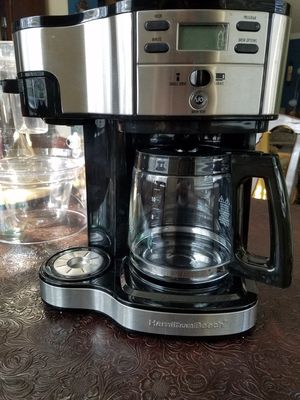 Coffee maker. Hamilton Beach for Sale in Springfield, VA