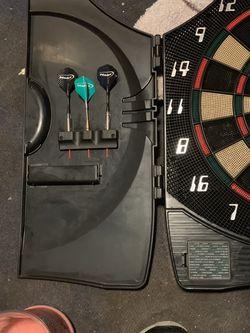 Digital Dart Bourd With Doors Thumbnail