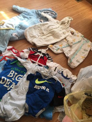 Photo 0 to 3 months baby boy clothes