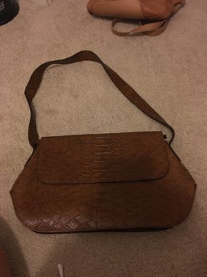Made in Italy genuine leather purse- used only once for Sale in Fairfax, VA